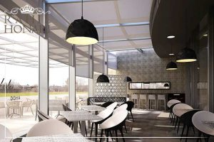 Tips for designing a coffee shop