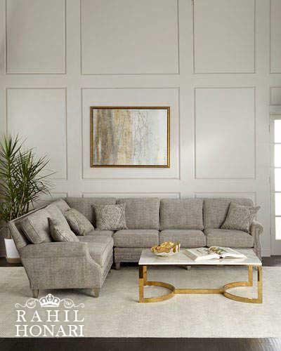 Furniture design for a villa