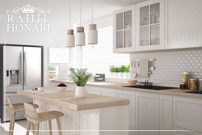 طراحی آشپزخانه مدرن و امروزی